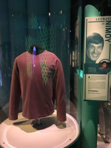 Star Treck, Mopop, experience music project, Spock, nimoy