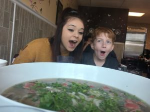 Dong thap, worlds largest bowl of pho, pho, seattle pho, seattle, best food in seattle